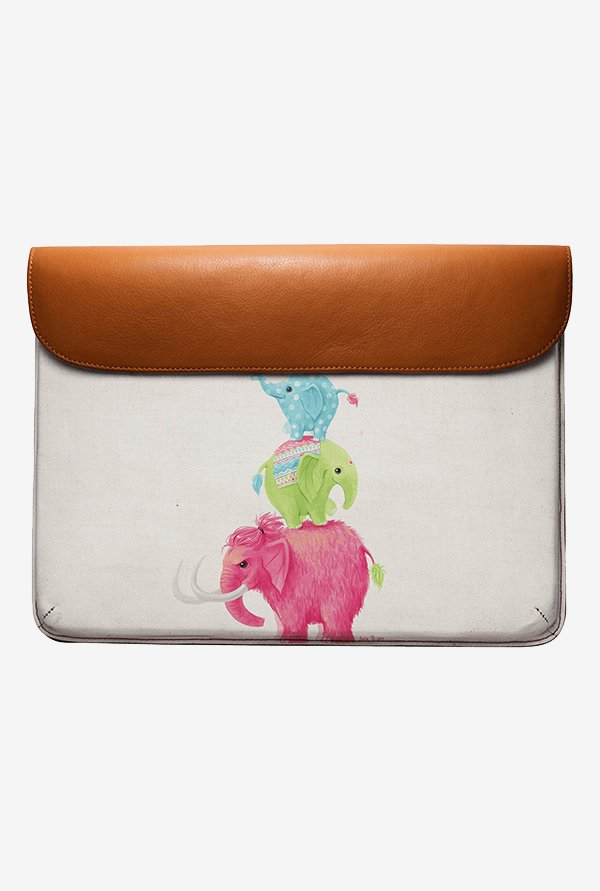 DailyObjects Candy Elephants MacBook Air 13 Envelope Sleeve