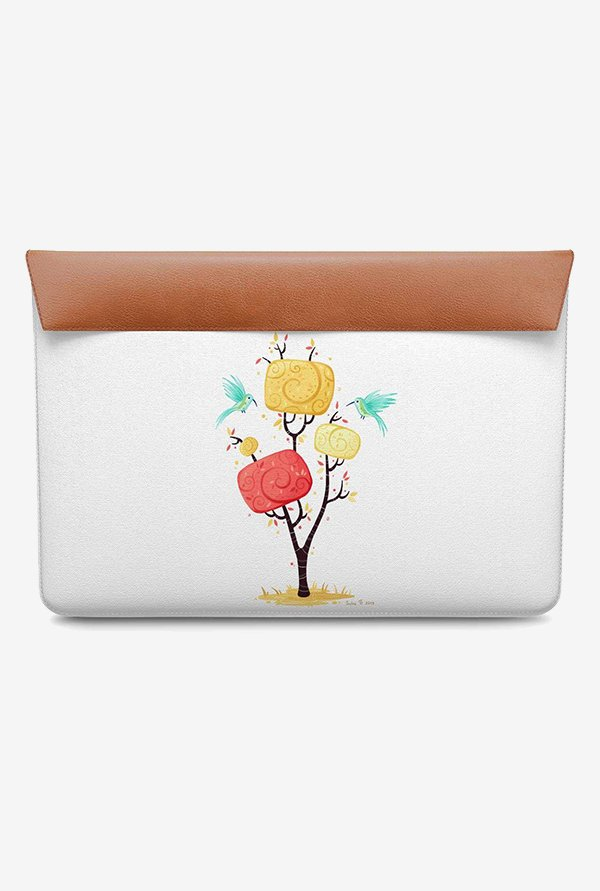 DailyObjects Autumn Birds MacBook Air 13 Envelope Sleeve