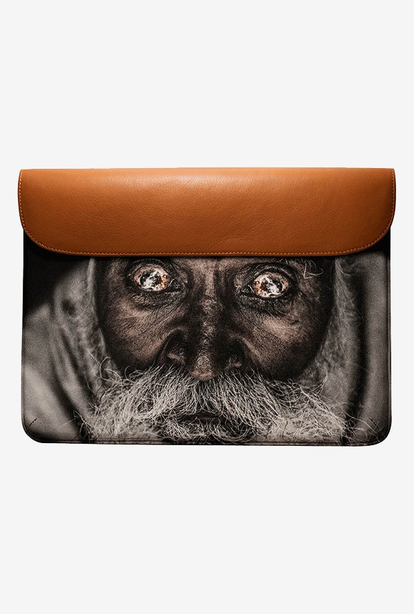 DailyObjects Crazy Eyes MacBook Pro 15 Envelope Sleeve