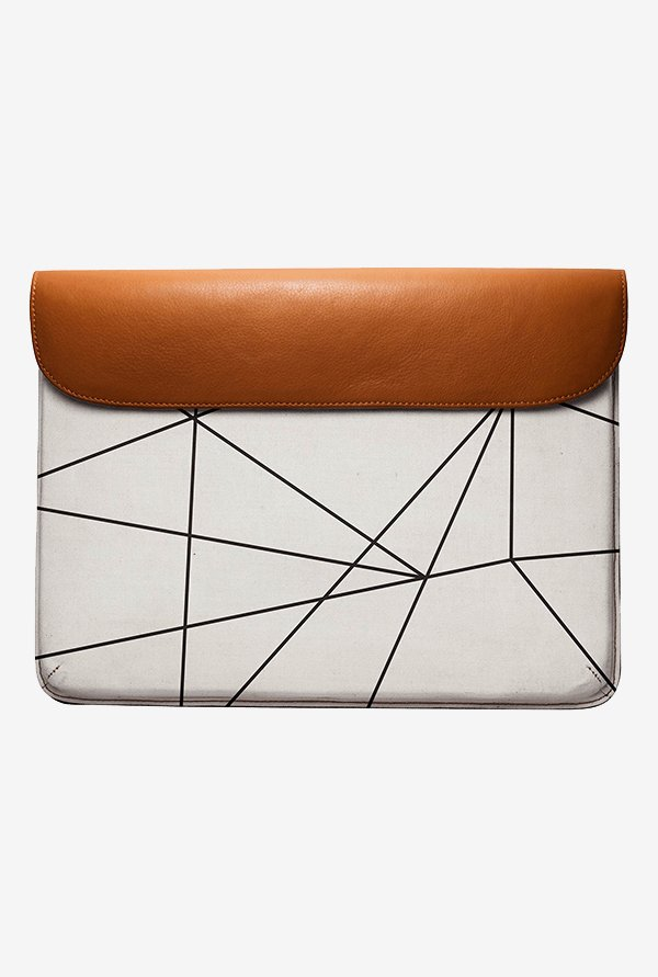 DailyObjects Lines MacBook Pro 13 Envelope Sleeve