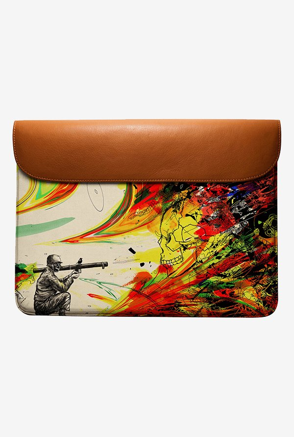 DailyObjects Bazooka Overload MacBook Air 13 Envelope Sleeve