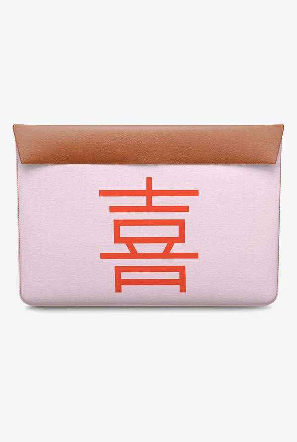 DailyObjects Love Chinese MacBook Air 13 Envelope Sleeve