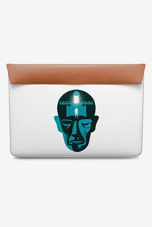 DailyObjects Open Your Mind MacBook Pro 15 Envelope Sleeve