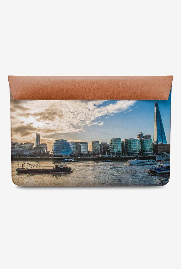 DailyObjects On the Thames MacBook Pro 13 Envelope Sleeve