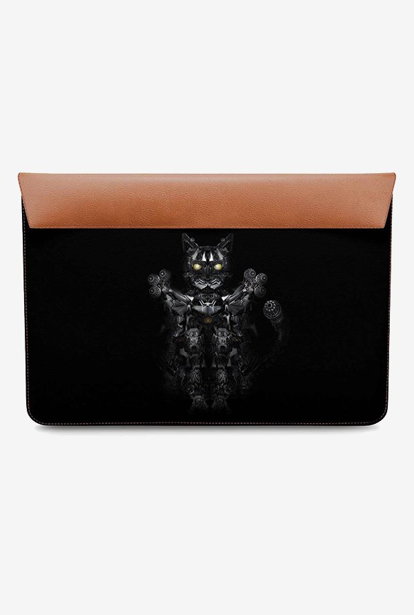 DailyObjects RoboWarrior Cat MacBook Pro 13 Envelope Sleeve