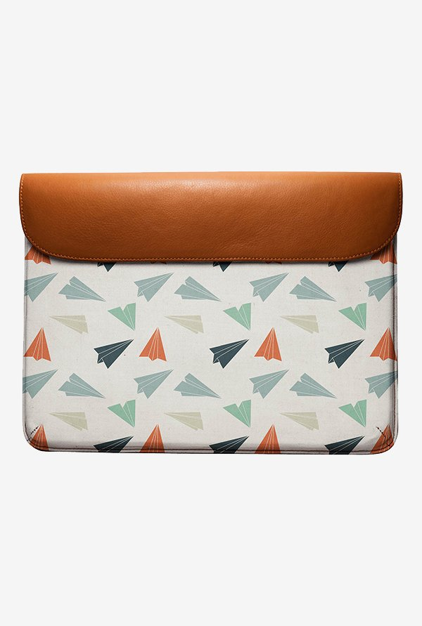 DailyObjects Paper Planes MacBook Pro 13 Envelope Sleeve