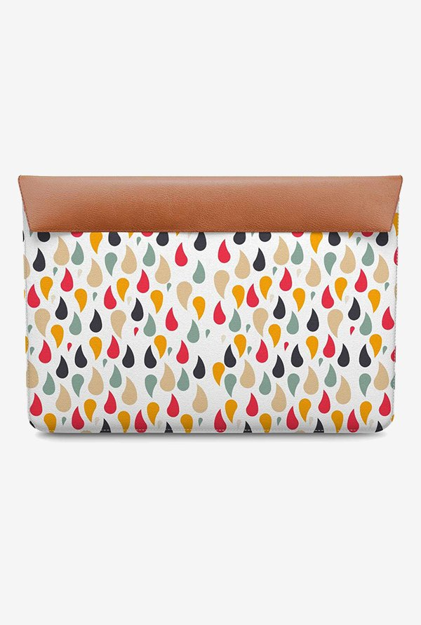 DailyObjects Rain In Color MacBook Air 13 Envelope Sleeve