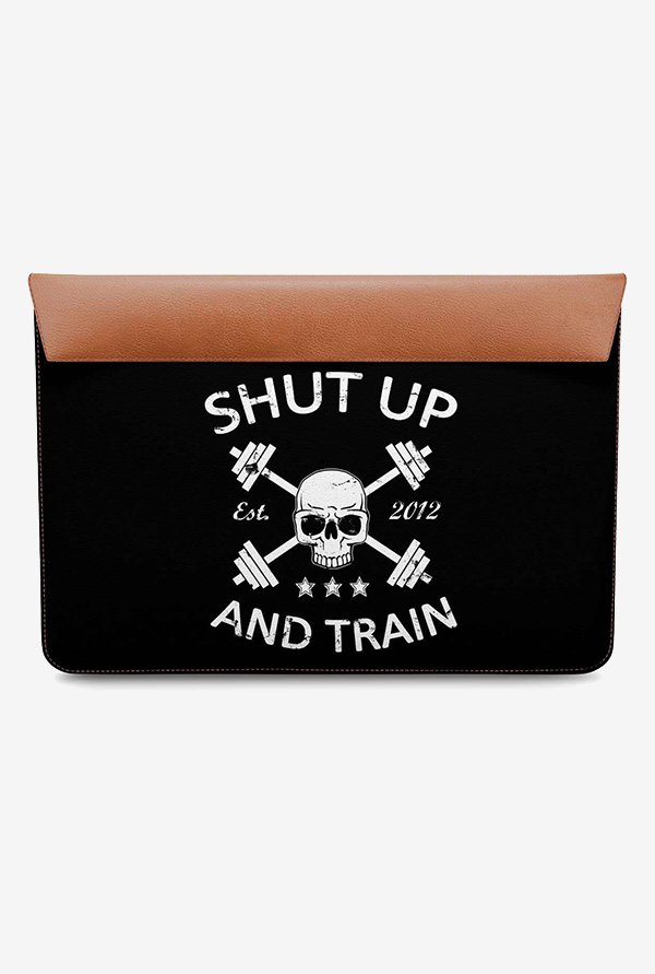 DailyObjects Shut Up MacBook Pro 15 Envelope Sleeve