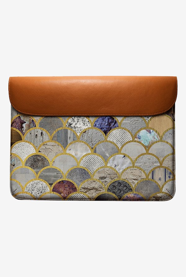 DailyObjects Textured Moons MacBook Pro 15 Envelope Sleeve