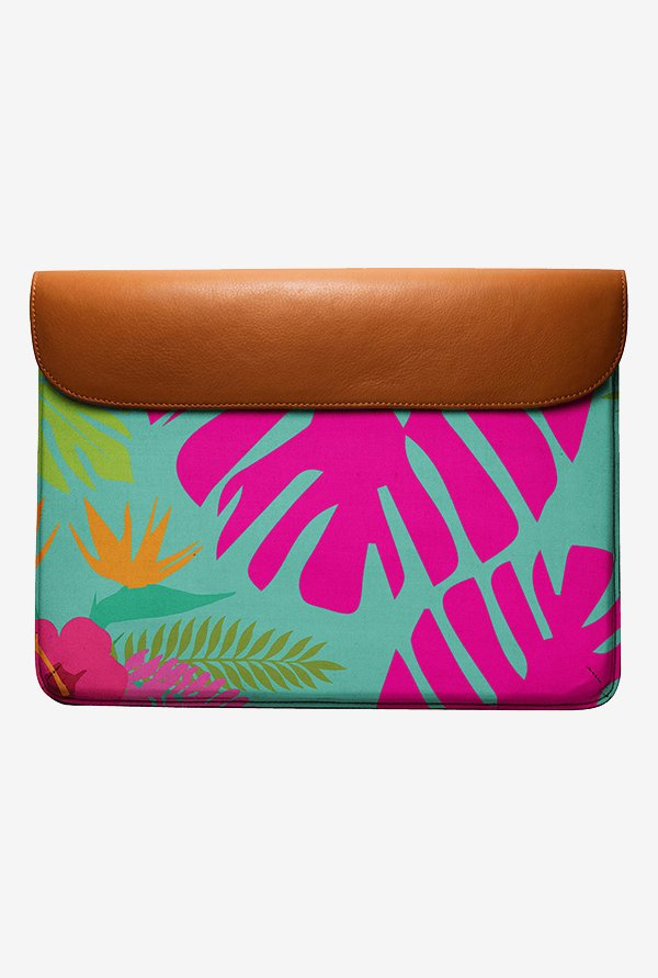 DailyObjects Tropical Bright MacBook Pro 13 Envelope Sleeve