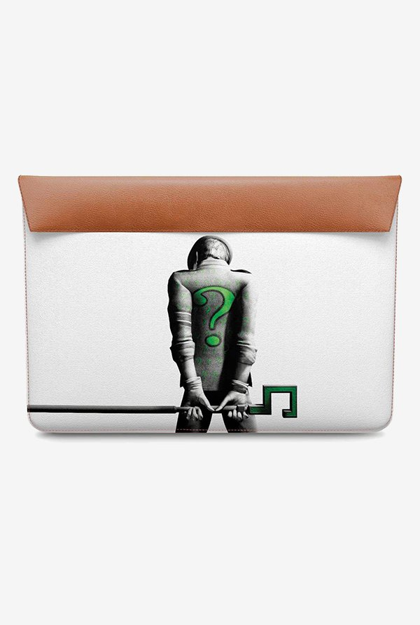 DailyObjects The Riddler MacBook Air 13 Envelope Sleeve
