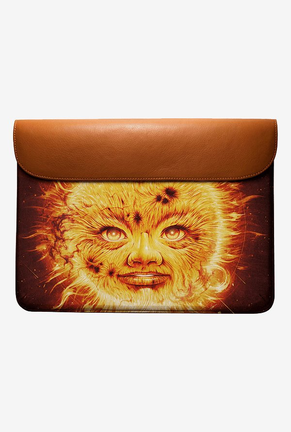 DailyObjects The Sun MacBook Pro 13 Envelope Sleeve