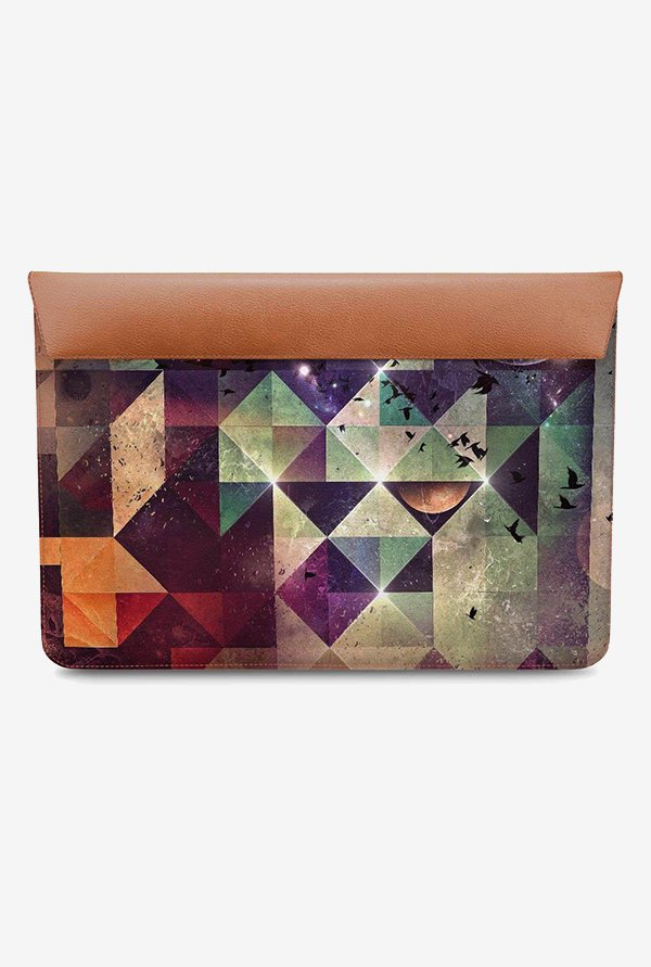 "DailyObjects Rhyyt Lyyyt Macbook Air 13"" Envelope Sleeve"