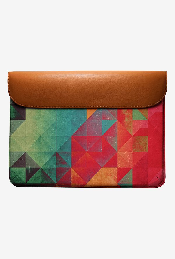 "DailyObjects Myssyng Hrxtl Macbook Air 13"" Envelope Sleeve"