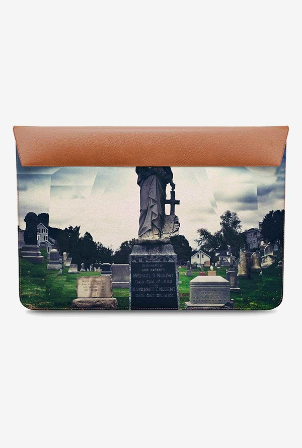 "DailyObjects Sylym Yyrd Macbook Air 13"" Envelope Sleeve"