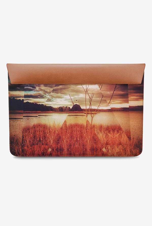 "DailyObjects Pyrmyd Stylk Macbook Pro 13"" Envelope Sleeve"