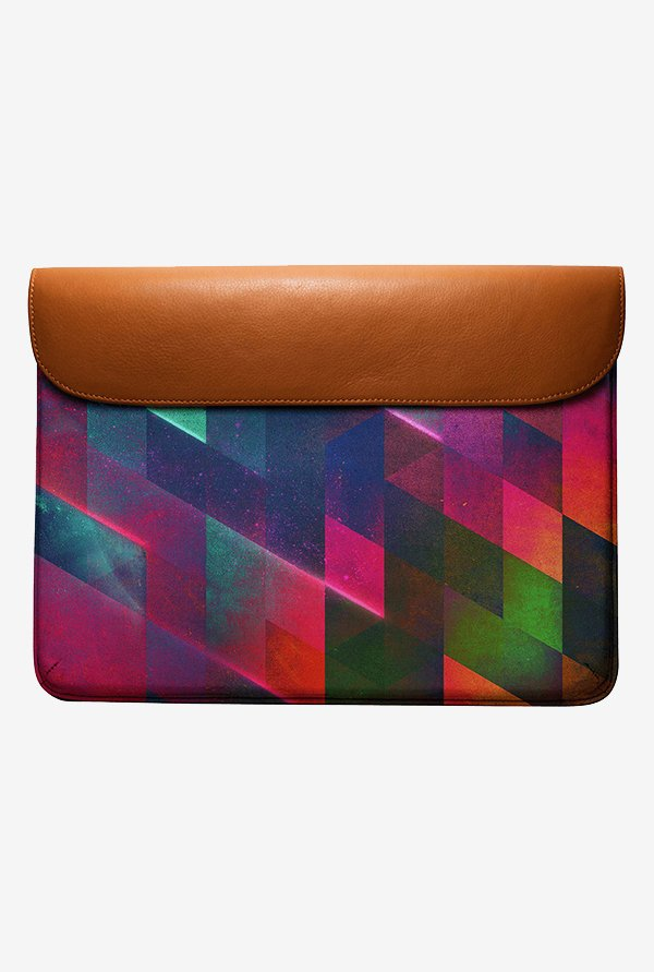 "DailyObjects Lyyyt Go Macbook Pro 15"" Envelope Sleeve"