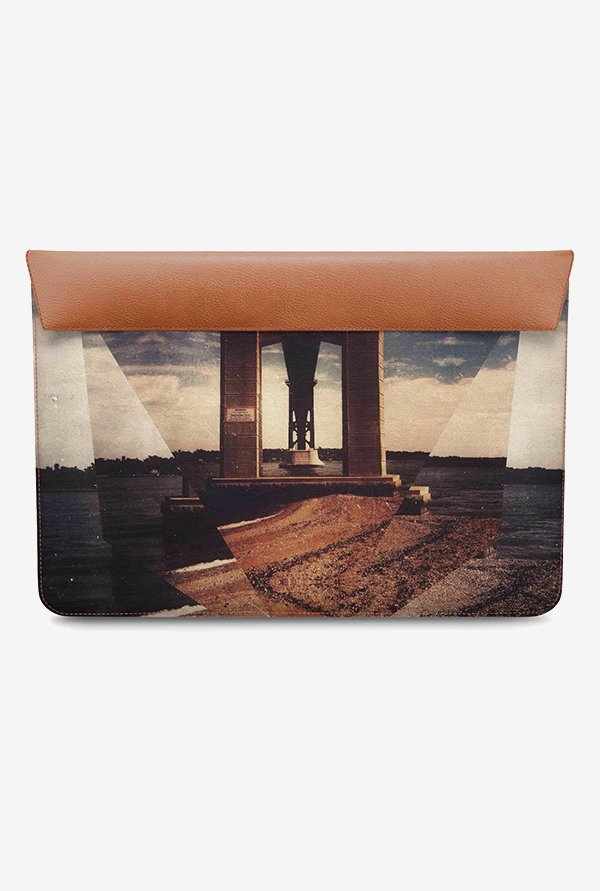 "DailyObjects Mnt Hpe Macbook Pro 15"" Envelope Sleeve"