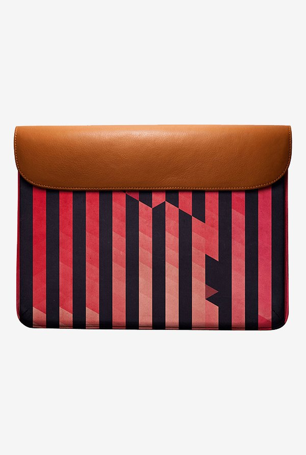 "DailyObjects Slyg Stryyp Macbook Pro 15"" Envelope Sleeve"