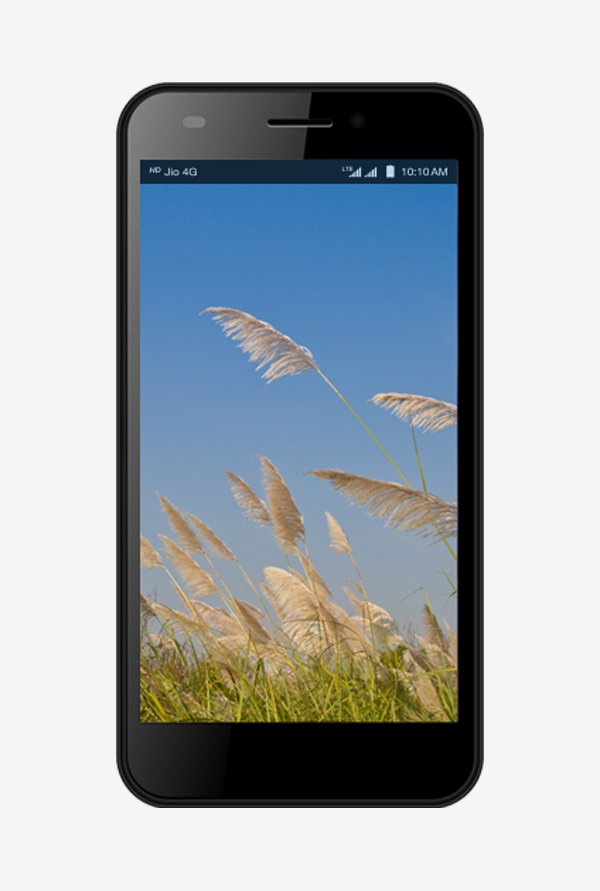 LYF WIND 5 4G Dual Sim 8 GB (Black)