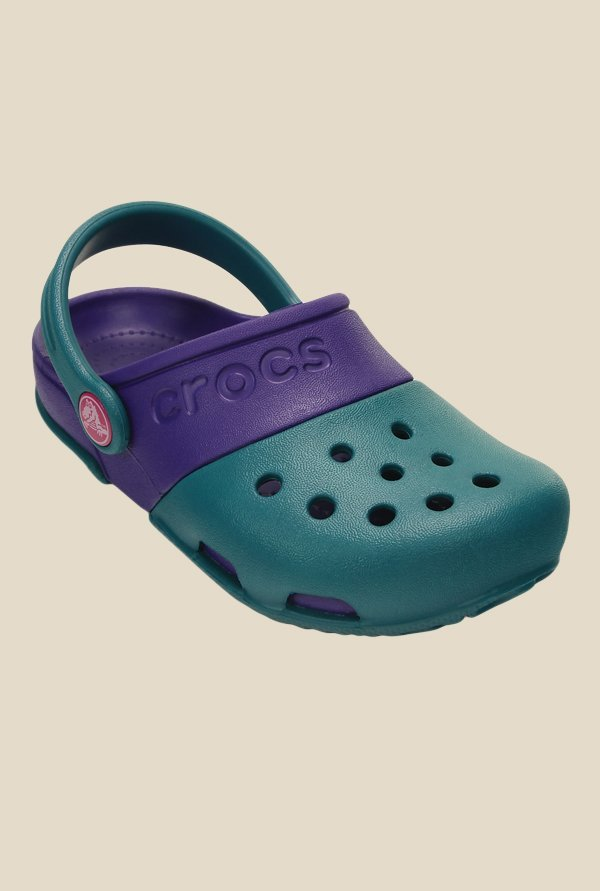 Crocs Electro II Juniper Clogs