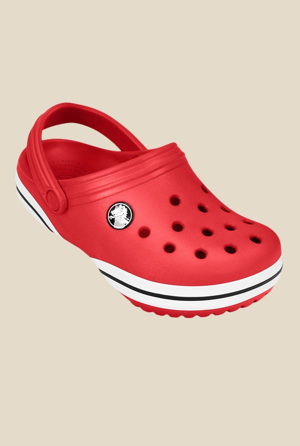 Crocs Crocband-X Red Clogs