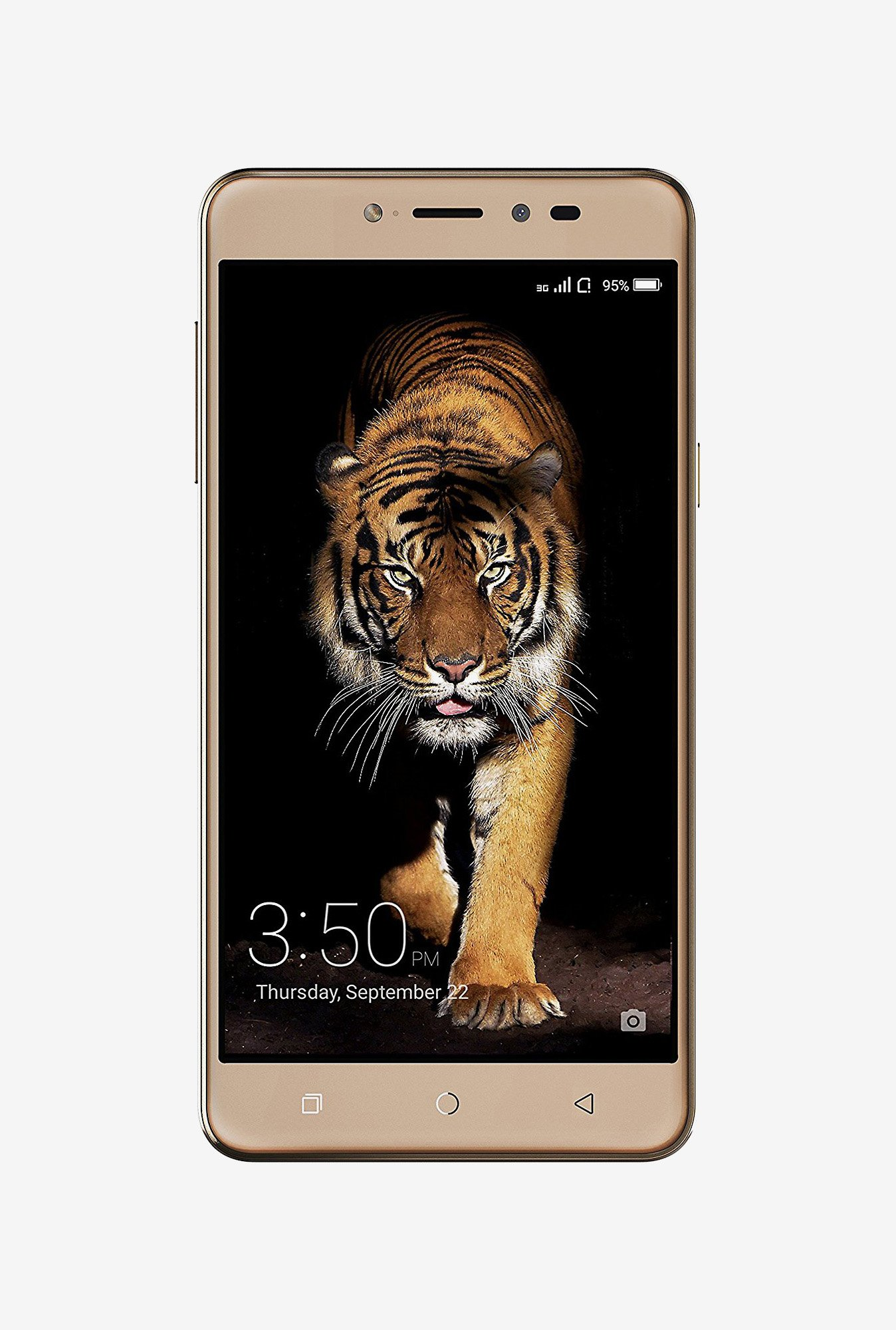 Coolpad Note 5 32 GB (Royal Gold) 4 GB RAM, Dual SIM 4G