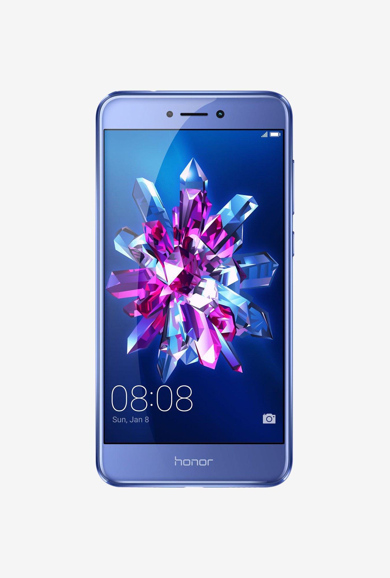 honor 8 lite 16 gb rom blue online at best price tatacliq