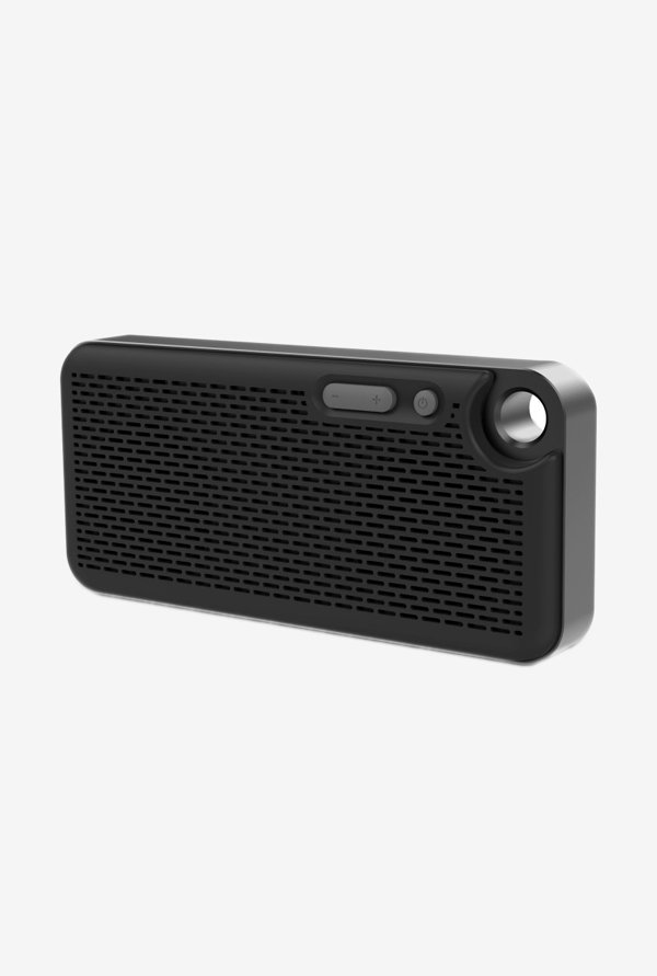 Syska Boom XS 3 W Bluetooth Speaker (Black)