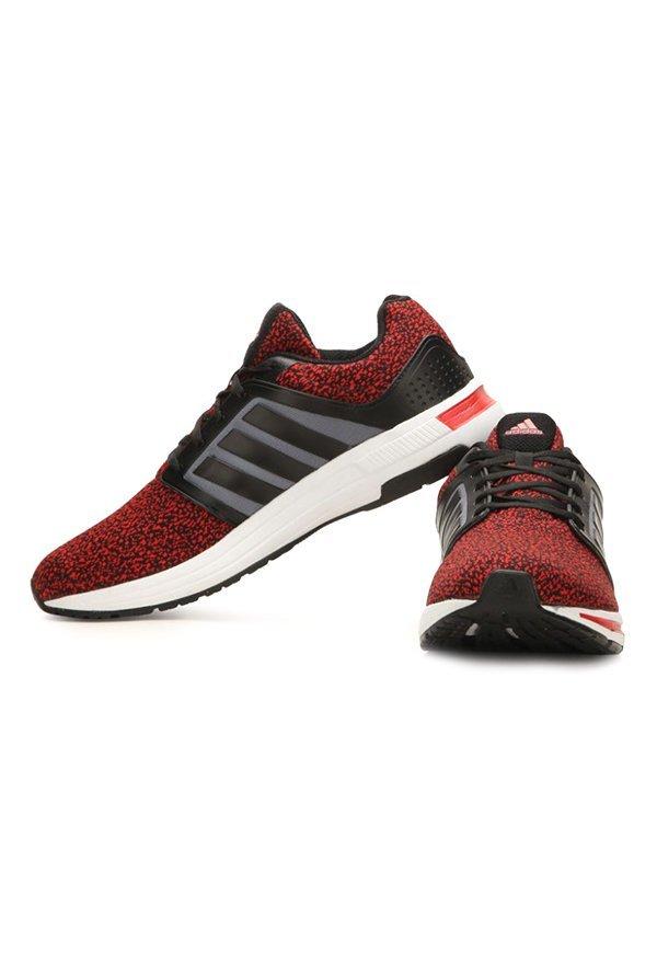 Buy Adidas Yaris M Red \u0026 Black Running