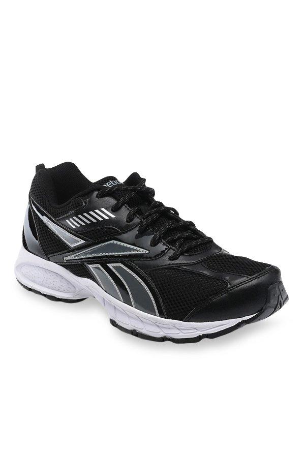 caee098b0f11 Buy Reebok Active Sport 2 LP Black   Grey Running Shoes for Men at ...