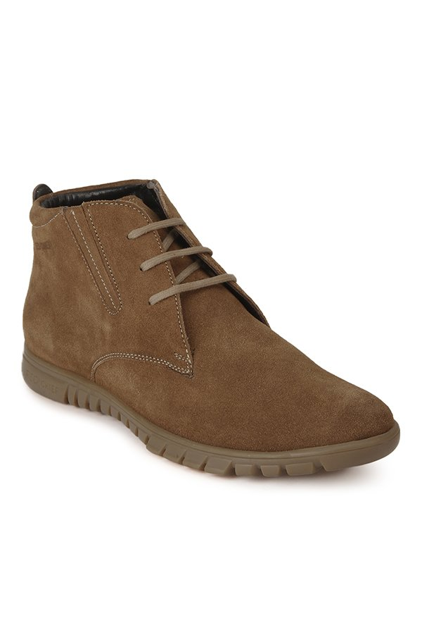 5e5c3f55ba99f Buy Red Chief Brown Chukka Boots for Men at Best Price @ Tata CLiQ