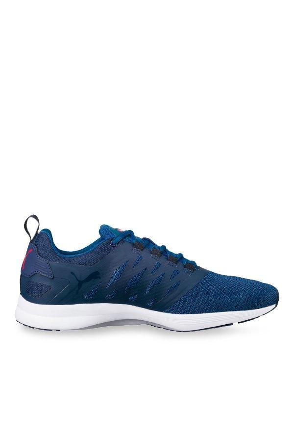 a67e8ccdaec Buy Puma Pulse XT 2 Core Lapis Blue Training Shoes for Men at Best Price    Tata CLiQ