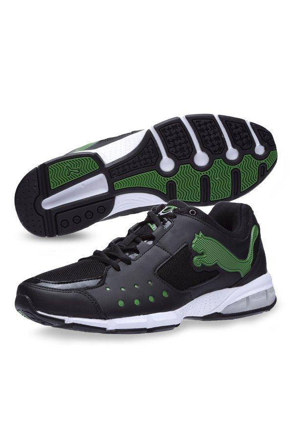 Buy Puma Stocker IDP Black \u0026 Green