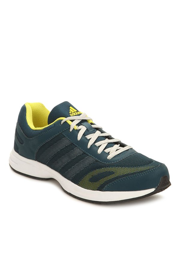 Adidas Ryzo 3 Teal Green Running Shoes