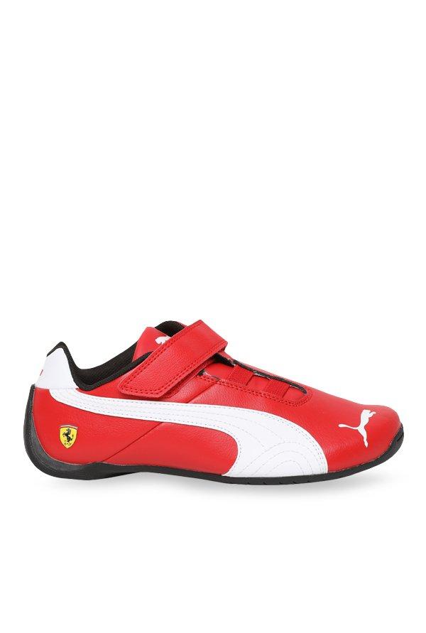 Buy Puma Ferrari SF Future Cat V PS Rosso Corsa Velcro Shoes for Boys at  Best Price   Tata CLiQ d9297e9eb