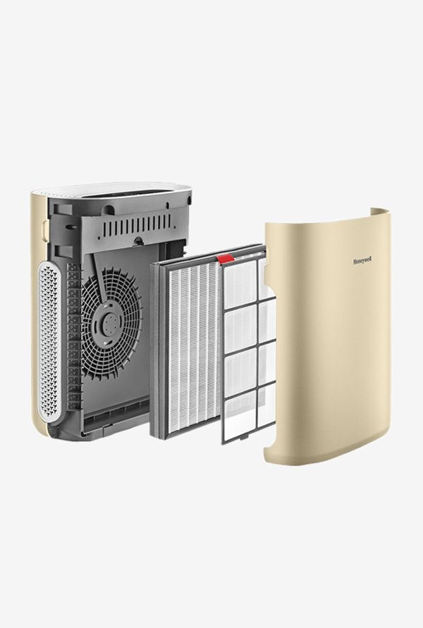 Tata Cliq Offer Buy Honeywell Air Touch i8 42 W Air Purifier (Champagne Gold) at Rs. 18,499