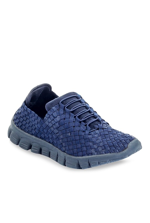 Pavers England Navy Casual Shoes