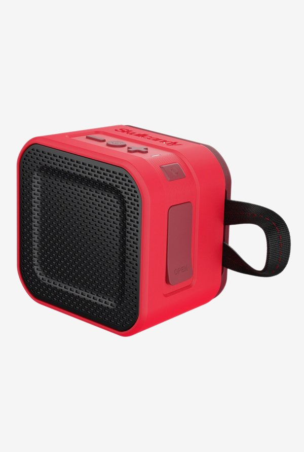 Skullcandy Barricade Mini SCS7PBW-J584 BT Speaker (Red)