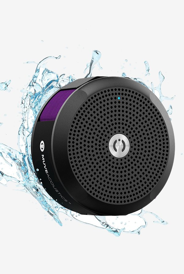 MuveAcoustics MA-2100RP A STAR 5W BT Speaker (Purple)
