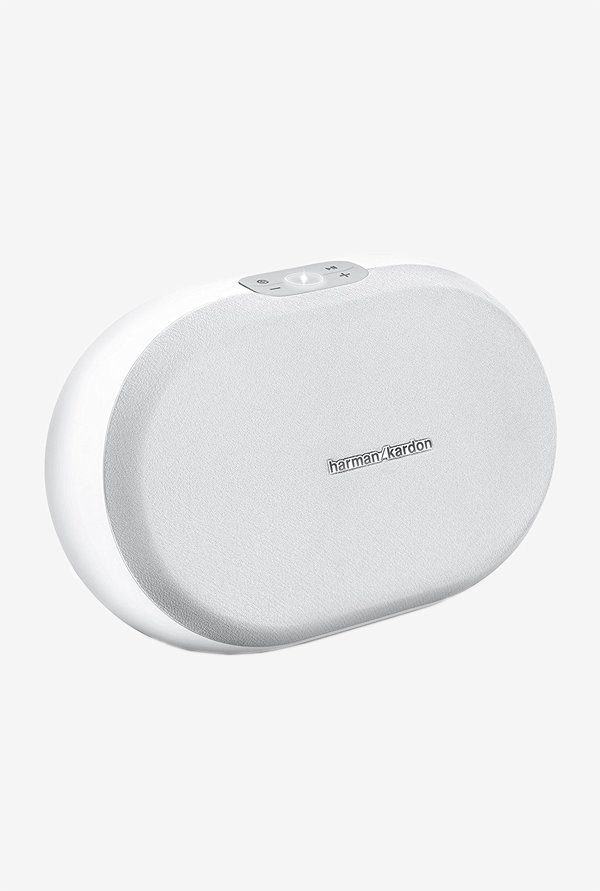 Harman Kardon OMNI 20+ Bluetooth Speaker (White)