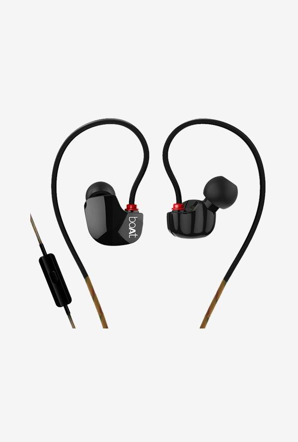 Boat Nirvanaa Uno In the Ear Headphones (Black)