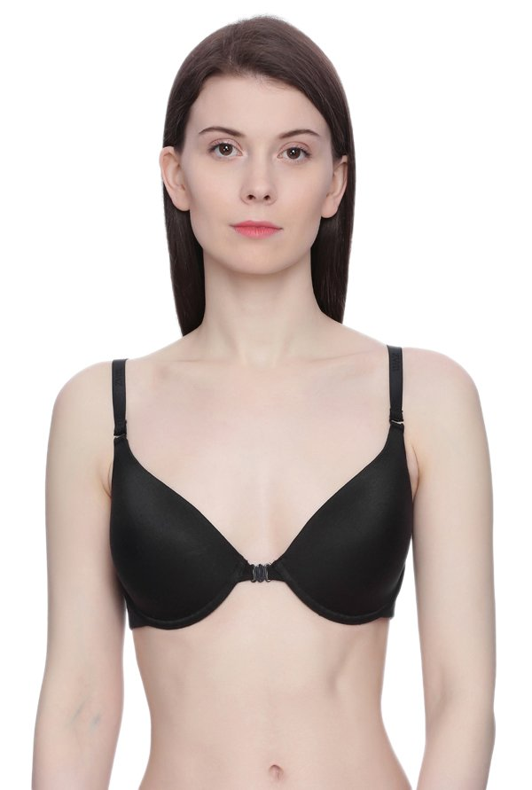 Zivame Black Under Wired Padded Bra