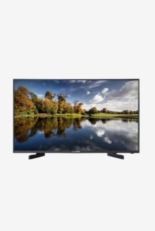 Lloyd GL49F0B0ZS 124 cm (49 inch) Smart Full HD LED TV (Black)