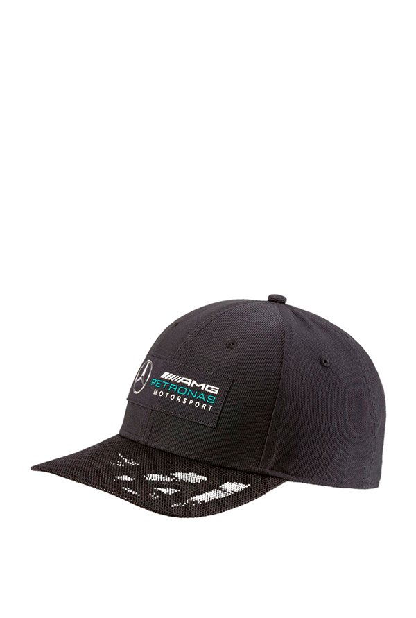 fc31f090fb7 Buy Puma MAPM Black Applique Polyester Baseball Cap Online At ...