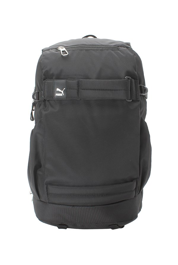 4e930338ea Buy Puma Evo Blaze Black Solid Polyester Laptop Backpack Online At Best  Price   Tata CLiQ