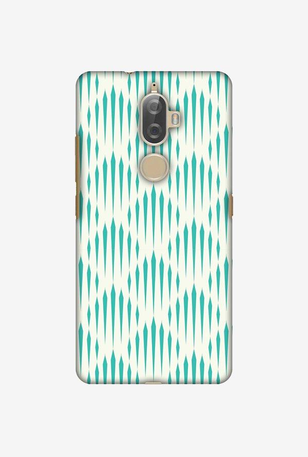 Buy Amzer Stripes 1 Designer Case for Lenovo K8 Plus Online