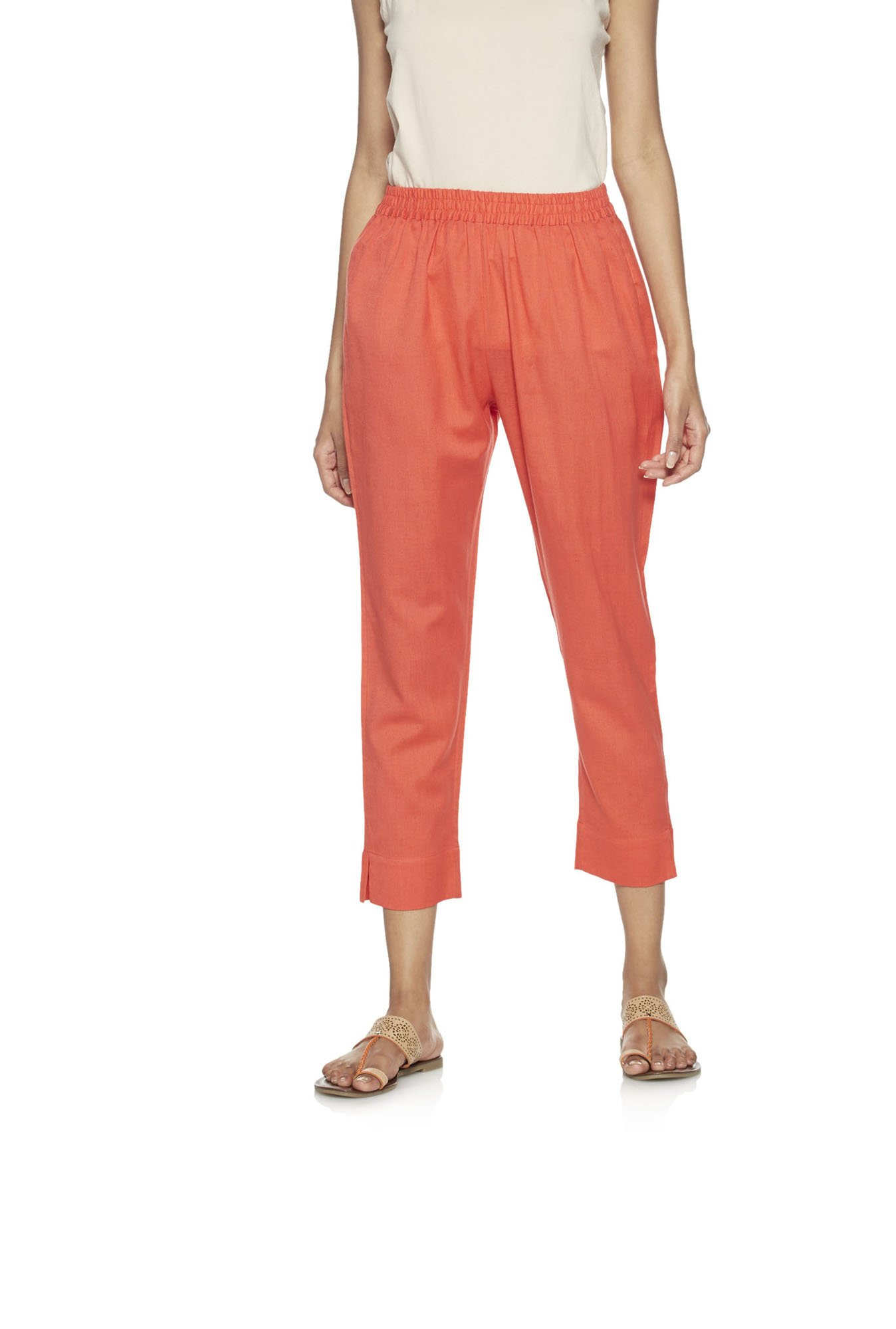 Utsa by Westside Coral Ethnic Pants