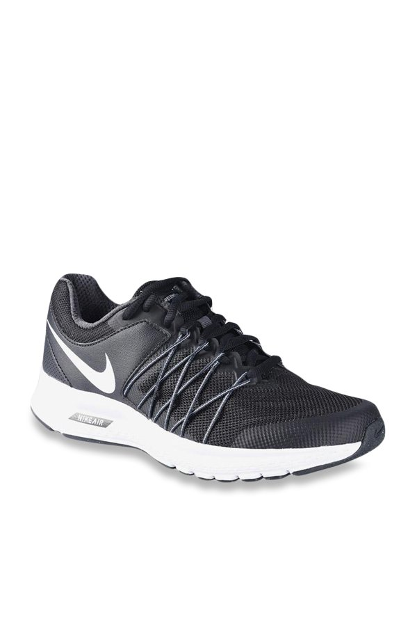e91004bd713 Buy Nike Air Relentless 6 MSL Black Running Shoes for Women at ...