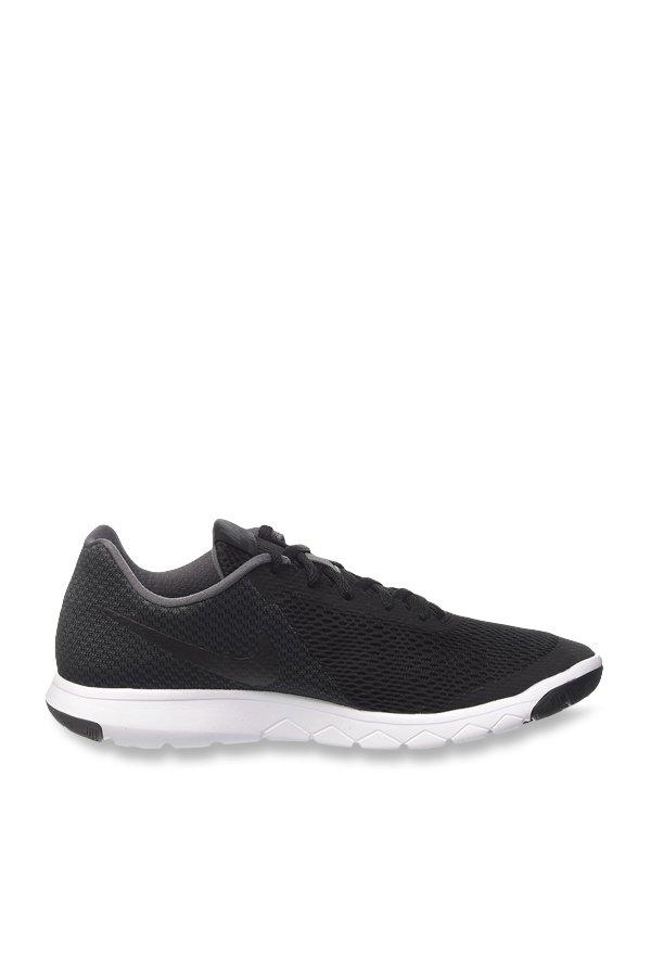 e02dfa87ae4185 Buy Nike Flex Experience RN 6 Black Running Shoes for Men at Best Price    Tata CLiQ